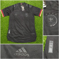 Jersey Kaos Baju Bola Player Issue Climachill Jerman Away 2020-2021