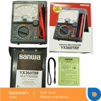 analog multitester SANWA YX360TRF