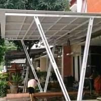 canopi baja ringan atap alderon