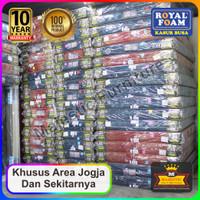 Kasur Busa Royal Grand Exclusive - 90/100/120 - Tebal 21cm (Jogja)