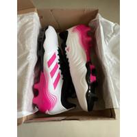 Sepatu Sepakbola Adidas Copa Sense .3 Fg White Pink BNIB
