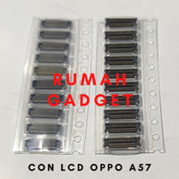 CONNECTOR SOKET LCD OPPO A57