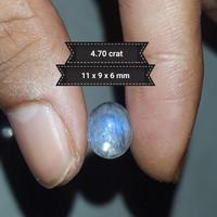 batu cincin akik permata natural biduri bulan air laut