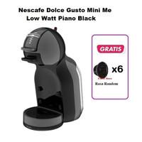 Nescafe Dolce Gusto Mini Me Antrachite Black Mesin Kopi Garansi Resmi