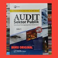 audit sektor publik edisi 3 + CD