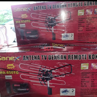 ANTENA TV REMOT SANEX TIPE 850