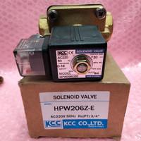Solenoid Valve KCC HPW206Z-E 3/4 AC220V