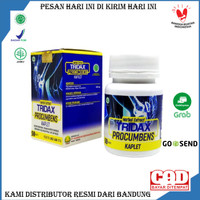 Kaplet Tridax Procumbens Obat Herbal Asam Urat Dan Rematik Ampuh Asli