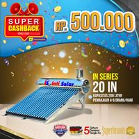 Pemanas Air Surya IntiSolar 200liter INTI SOLAR WATER HEATER IN20