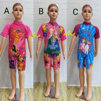 Baju Renang Anak TK SD Cewek Cantik