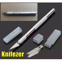 cutter pen set / cutter craft art / pen stripping / pena cutter ukir
