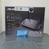 ASUS RT-AX56U AX1800 Dual Band WiFi MU-MIMO Router