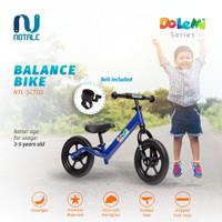 Notale Dolemi Premium Ultralight Balance Kick Bike Bukan London Taxi - Biru