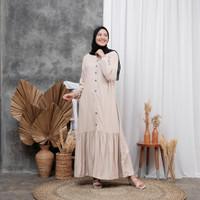 Longdres Batik, Daster Lengan Panjang, Baju Tidur