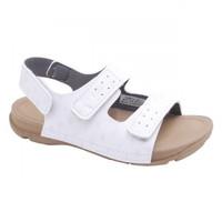 Toezone Bali Ch White Dk Tan Sandal Anak