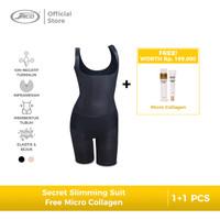 Korset Pelangsing Ion Negatif Kozuii Secret Slimming Suit