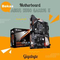Aorus B360 Gaming 3 WiFi Gigabyte Mobo untuk Coffelake Gen 9 8 Intel