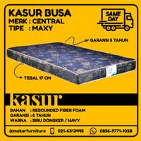 Kasur Busa Rebounded Central Maxy 160 X 200 - Mekar Furniture