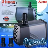 Atman Water Pump AT-107 Pompa Celup Aquarium & Kolam