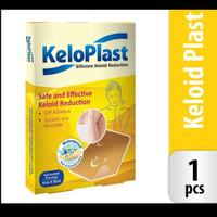 KeloPlast ukuran 6x10 cm Penghilang Bekas Luka dan Keloid