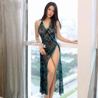 lingerie sexy bodysuit cosplay clubbing kostum cheongsam import