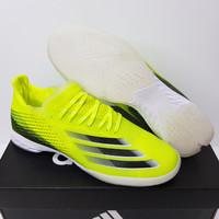 Sepatu Futsal Adidas X Ghosted .1 IN Solar Yellow Core Black