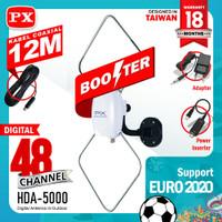 Antena TV digital indoor outdoor PX HDA-5000 / PX 5000