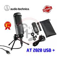 Audio Technica Cardioid Condenser USB Microphone AT2020 USB+