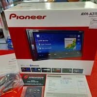 Pioneer AVH-A315BT Mirrorink via USB Bergaransi Resmi