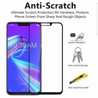 Tempered Glass Asus Zanfone Max Pro M1 Full Cover