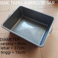 BAK TAHU/BAK SEGI/BAK HYDROPONIK UKULAN XL BAHAN PLASTIK TEBAL
