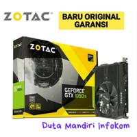 Zotac GeForce GTX 1050 Ti 4GB DDR5 128Bit