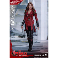 HOT TOYS MMS357 AGE OF ULTRON NEW AVENGERS VERSION SCARLET WITCH 1/6