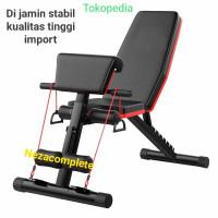 bangku situp bench press bangkufitness adjustable