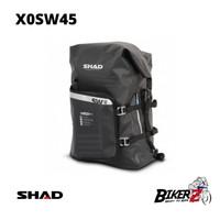 SHAD SW45 Zulubag Rear Backpack Travel waterproof Tas Touring Motor