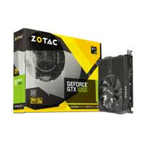 ZOTAC GeForce® GTX 1050 Ti Mini 4GB DDR5 128 BITT