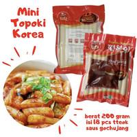 Tteokbokki Instant Halal