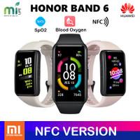HUAWEI HONOR BAND 6 NFC AMOLED SPO2 SMARTBAND FULL SCREEN SMART WATCH
