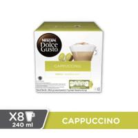 Nescafe Dolce Gusto Kopi Capsule Cappuccino