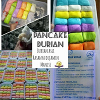 pancake durian isi 21