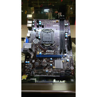 MSI H81M-E33 LGA 1150