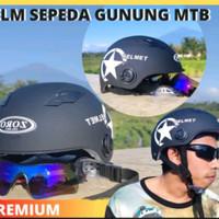 helm sepeda mtb gunung lipat retro gowes bogo terlaris terbaru murah