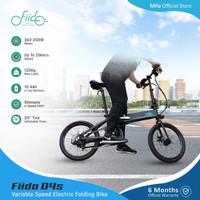 Fiido D4S Folding Electric Bike 10.4Ah Sepeda Listrik Alt Xiaomi Himo