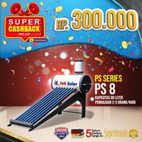 INTI SOLAR PS8 PEMANAS AIR MATAHARI 80ltr IntiSolar 80 liter IS PS 8