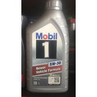Oli Mesin Mobil 1 Full Synthetic SAE 5W-30 Newer Vehicle Formula 1L