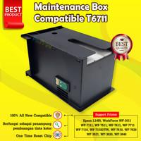 Maintenance Box T6711 PXMB3 Ink Pad Epson L1455 WF7611 WF7711 WF3521