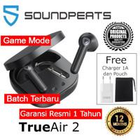 SoundPeats TrueAir 2 TWS Wireless Earphone Earbuds APTX Bluetooth 5.1