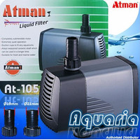 Atman Water Pump AT-105 Pompa Celup Aquarium & Kolam