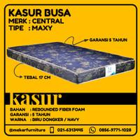 Kasur Busa Rebounded Central Maxy 140 X 200 - Mekar Furniture