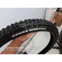 KENDA Ban luar 24 x 2.125 untuk sepeda Gunung remaja size 24